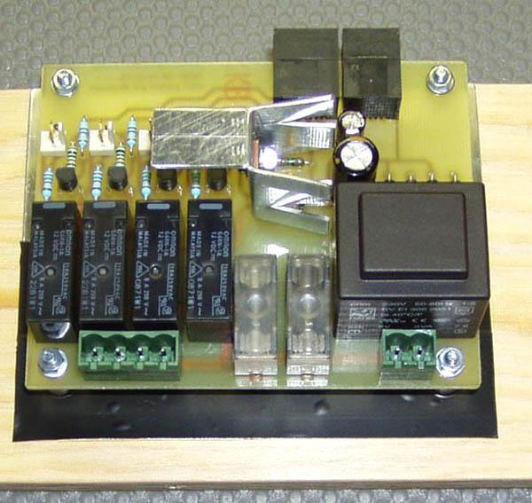 силовой блок контроллера