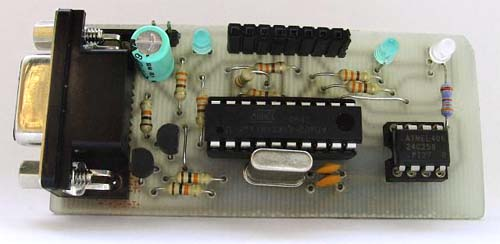 Программатор EEPROM своими руками