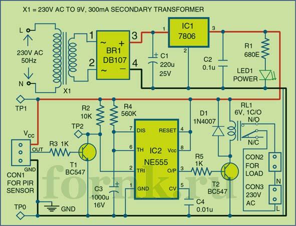 detektor-dvizheniya-na-osnove-tajmera-ne555-sxema-1