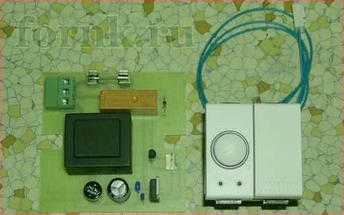 фото таймера на микроконтроллере