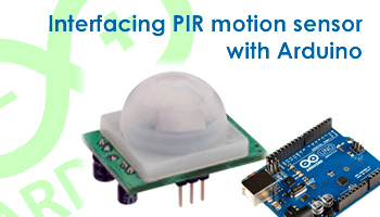 PIR Wireless Motion Sensor