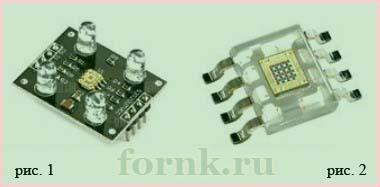 датчик цвета TCS3200 фото