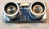 Технические характеристики HC-SR04