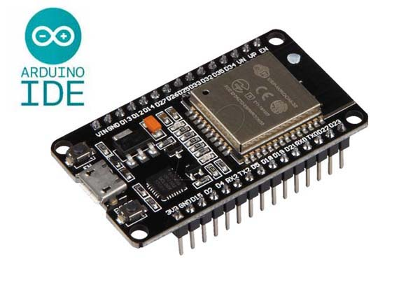 программирование платы ESP32 с Arduino IDE
