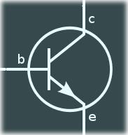 биполярный NPN транзистор