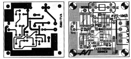 Сенсорный регулятор освещения